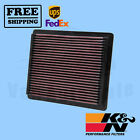 Replacement Air Filter K&N 33-2106-1 fits Mercury Mountaineer 97-01 High Quality