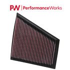 K&N Replacement Air Filter VOLKSWAGEN / SEAT / SKODA #33-2830