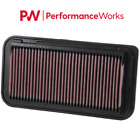 K&N Air Filter For 00-17 Lotus Elise / Toyota Isis /  BYD F3 / Scion tC #33-2252