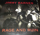 Jimmy Barnes Rage And Ruin CD 2010 Before The Devil Knows Youre Dead Cold Chisel
