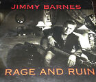 Jimmy Barnes Rage And Ruin CD 2010 Time Can Change Largs Pier Hotel Cold Chisel