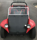 Beach Buggy LWB Red 1963 VW Beetle conversion done in the mid 80s