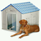 X Large Dog House Deluxe All Weather Outdoor Extra Durable Pet Shelter Big Dogs