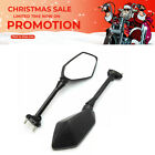 Rear View Mirror for KAWASAKI Ninja 650R ER6F 2009-2015 Z1000SX 11-12 400R 10-12
