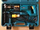 MAKITA 8406C Diamond Core Drill 2 speed Percussion - 110 V - Used once