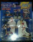 New!! 1998 Starting Lineup Classic Doubles Mike Piazza, Ivan Rodriguez