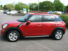 LARGER PHOTOS: 2015 MINI COUNTRYMAN COOPER D ALL4 Red. Sat Nav, Pepper Pack, Cruise