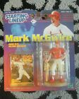 Hasbro Starting Lineup MLB 1999 Mark McGwire Home Run Record Breaker figure New!