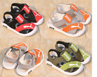 Child Boys Girls kids Summer Closed Toe Sandals Casual Baby Shoes Toddler SZ5 8