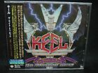 KEEL The Right To Rock - 25th Anniversary Edition + 2 JAPAN CD Steeler Dogbone