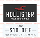 FAST SHIPPING 10 off 25 HOLLISTER Coup0n Code Clearance Sale Online Instore