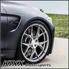 20 ROHANA RFX5 20x9 20x10 SILVER CONCAVE WHEELS For LEXUS GS300 GS400 GS430
