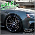 19 ROHANA RC10 19x85 19x95 BLACK SILVER WHEELS For LEXUS GS350 GS450H GS460