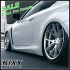 20 FERRADA FR2 20x9+35 20x105+38 SILVER WHEELS For LEXUS GS300 GS400 GS430