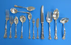 Victoria New Sterling Silver 1900 Watson 79 pieces  Service 8 -- Free Shipping *