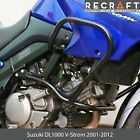 Recraft Suzuki DL1000 V-Strom 2001-2012 Crash Bars Engine Guard Frame Protector