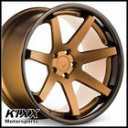20 FERRADA FR1 20x9 BRONZE CONCAVE WHEELS for NISSAN ALTIMA COUPE