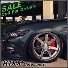 20 FERRADA FR1 20x9 SILVER CONCAVE WHEELS for NISSAN ALTIMA COUPE