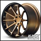 20 FERRADA FR4 20x9 20x105 BRONZE WHEELS RIMS Fits LEXUS GS300 GS400 GS430