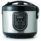 Aroma Rice Cookers Housewares ARC-980SB Professional 20-cup (Cooked) Digital