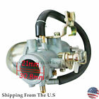 Carb Carburetor Motor Parts Fit 2 Stroke Cycle Yamaha G1 Golf Carts 1983 1989
