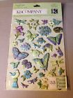 K&COMPANY SUSAN WINGET PILLOW STICKERS BOTANICAL ICON PILLOW STICKERS NEW 3D