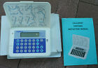 CALCUKNIT Brother Knitting Calculator Model RC-201 for Hand or Machine Knitting