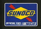 LRG SUNOCO Official Fuel Nascar Vinyl Racing Oil Gearhead Hot Rod Decal Sticker
