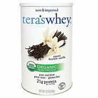 Teras Whey Grass Fed Organic Whey Protein - 12 Ounces Powder Organic Bourbon ...