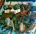 LOT OF VINTAGE Singer and others Sewing Machine Pedals/Parts/ SOLD AS-IS estate