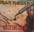 IRON MAIDEN Wasting Love EMI CD Mint Rare Live Accept Helloween Judas Priest