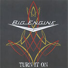 Big Engine ‎– Turn It On  CD New
