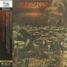 ARMAGEDDON OST JAPAN Mini LP SHM CD 1975 Yardbirds Captain Beyond Renaissance