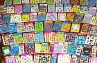 Sandylion Assorted Lot of 240 Stickers BRAND NEW Actual Picture