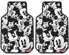 Mickey Mouse Classic Expressions Faces Feat Car Truck SUV PlastiClea 18147 12