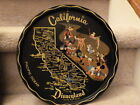 VINTAGE 1960s Disneyland California Tray Bambi Tinker Bell Mickey Mouse 11