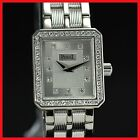 PIAGET 5355 M601D, 18K SOLID WHITE GOLD WITH DIAMOND DIAL & BEZEL LADIES WATCH