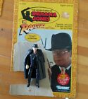 Vintage 1982 ROTLA Kenner Indiana Jones TOHT Action Figure with Card