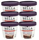 Bella Gluten Free - Chewy Chocolate Brownie Mix - 6 Count