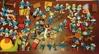 JAKKS PACIFIC Smurfs Figures Accessories Lot Used