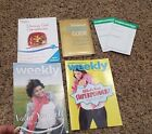 Weight Watchers PointsPlus Set Dining Out Companion Lifetime Starter Guide Track