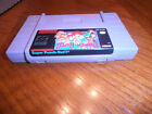 Super Punch Out for SNES Super Nintendo CART ONLY works great battery saves