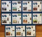 A History of US by Joy Hakim Set Of 11 Hardcover Books 3rd Ed Free Shipping