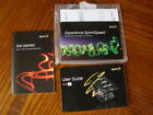 User Guide 2009 Sprint LG Lotus Cell Phone Get Started Booklet Manual Replacemen