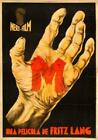 M Fritz Lang 1931 Movie Poster 24in x 36in