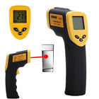 Digital LCD Infrared Non-Contact Temp Gun Laser IR Point Thermometer + Battery