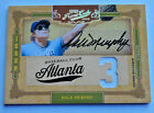 Dale Murphy 2008 Prime Cuts Icons Signature Jersey #2 25 Atlanta Braves Auto