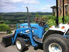Ford New Holland Compact Tactor