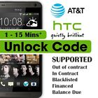 Unlock code HTC Radar 4G Sensation 4G Cincinnati Bell One S M7 Desire 601 WP 8S