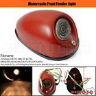 Motorcycle Sidecar Front Fender Light 12V For R12 R75 R51 R61 R66 R71 Replika